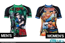 Today on BJJHQ Tatami Comics Rashguard - $40